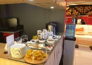 отель Futuro: Ресторан