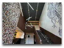 отель Futuro: Лестница