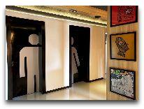 отель Futuro: Холл