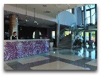 отель Galaxy: Холл отеля