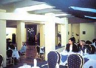 отель Galia: Ресторан