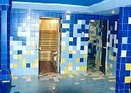 отель Galia: Сауна