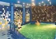 отель Galia: Бассейн