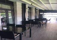 отель Gallery Palace: Терраса отеля