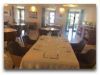 отель Gallery Palace: Ресторан отеля