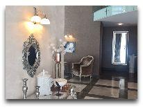 отель Gallery Palace: Холл отеля