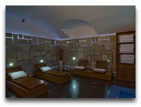 отель Gallery Park Hotel: Комната отдыха в сауне