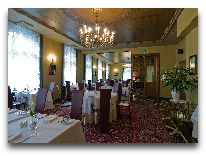 отель Gallery Park Hotel: Ресторан