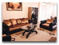 отель Ganjeli Plaza Hotel: Номер King Suite