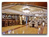 отель Ganjeli Plaza Hotel: Ресторан