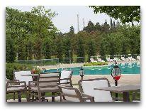 отель Garabag Resort Spa: Открытый басейн