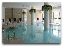 отель Garabag Resort Spa: Бассейн отеля