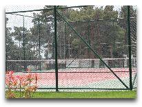 отель Garabag Resort Spa: Теннисный корт