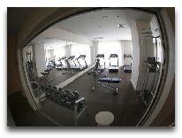 отель Garabag Resort Spa: Фитнес отеля