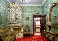 отель Garden Palace: Коридор на 3 этаже