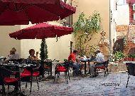 отель Garden Palace: Летняя терраса