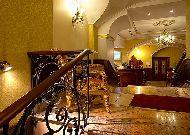 отель Garden Palace: Лобби