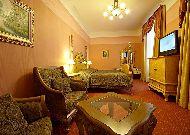 отель Garden Palace: Номер Junior Suite