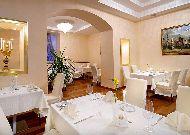 отель Garden Palace: Ресторан Gardenia
