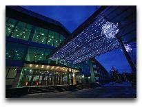 отель General Sport Complex: Отель вечером
