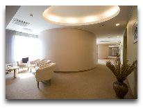 отель Georg Ots Spa: Зона отдыха в СПА центре