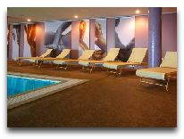 отель Georg Ots Spa: Вокруг большого бассейна