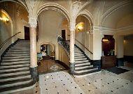 отель George: Reception