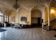 отель George: Холл
