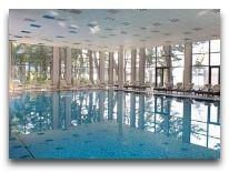 отель Georgia Palace Hotel: Закрытый бассейн