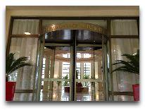 отель Georgia Palace Hotel: Вход в отель