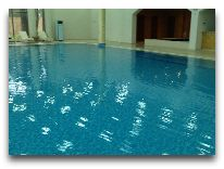 отель Georgia Palace Hotel: Крытый бассейн