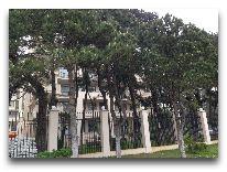 отель Georgia Palace Hotel: Территория отеля