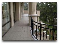 отель Georgia Palace Hotel: Балкон номера