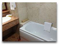 отель Georgia Palace Hotel: Ванная в номере Twin конектен