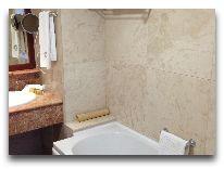 отель Georgia Palace Hotel: Ванная в номере Twin конект