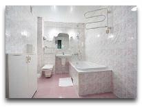отель Geovita Krynica-Zdrój: Ванная комната