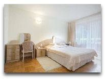 отель Geovita Krynica-Zdrój: Двухместный номер