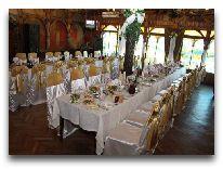 отель Гетьман: Ресторан