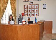 отель Giz Galasi Hotel: Ресепшен отеля