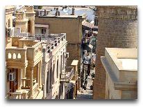 отель Giz Galasi Hotel: Вид из окна