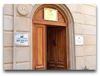 отель Giz Galasi Hotel: Вход в отель