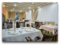 отель Gloria: Ресторан