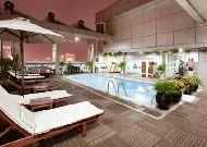 отель Golden Central Saigon Hotel: Бассейн