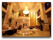 отель Golden Central Saigon Hotel: Лобби