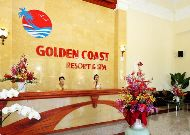 отель Golden Coast Resort & Spa: Reception