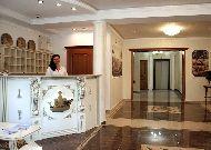 отель Golden Crown: Reception