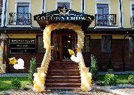 отель Golden Crown: Вход в отель