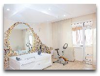 отель Golden Dragon: Ванная Номер Luxe Индиана