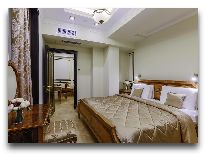 отель Golden Palace Boutique Hotel: Номер Premier Suite