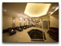 отель Golden Palace Boutique Hotel: в SPA-центре